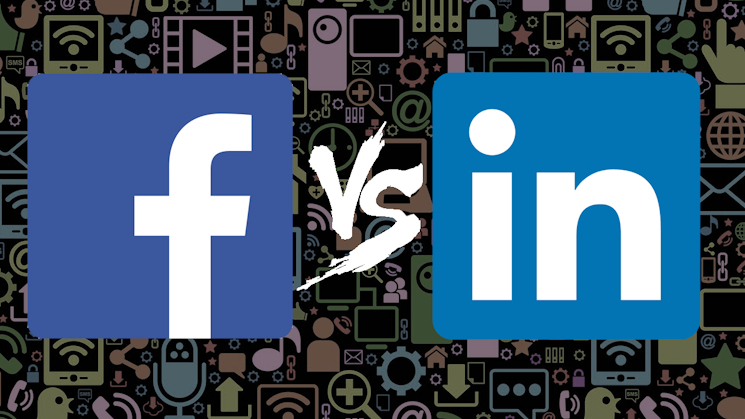 facebook-vs-linkedin